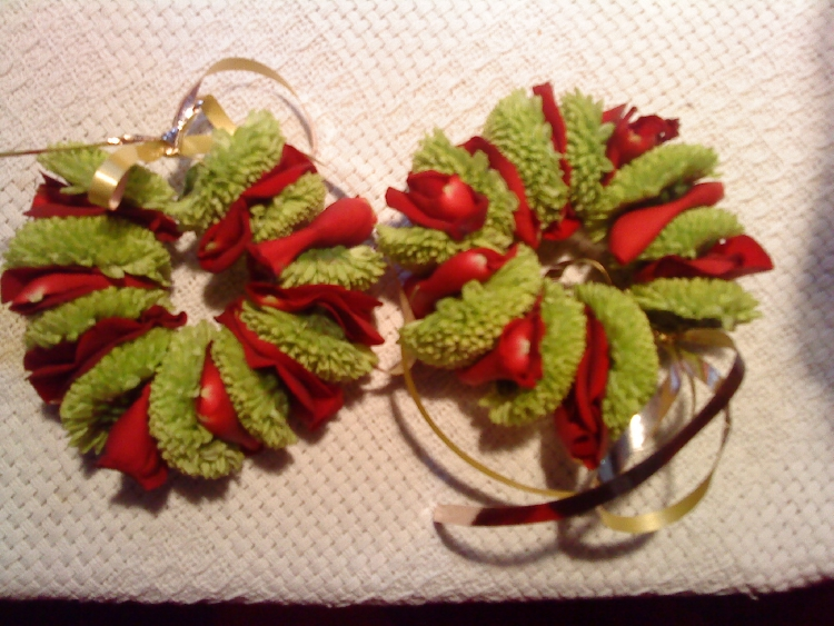 Flower Jewellery For Mehndi Uk : Fresh mehndi jewellery